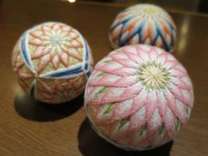 讃岐の伝統工芸品~「讃岐かがり手まり」
