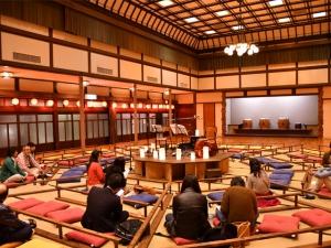 KONPIRA MODE~こんぴら詣で(琴平町公会堂 雅楽公演)