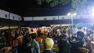KONPIRA MODE~こんぴら詣で 金陵の郷でナイトマルシェと獅子舞!!