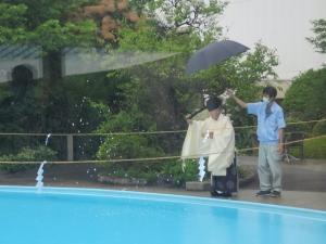 【夏季限定プール】明日(7月4日)より営業いたします