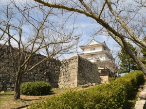 【丸亀城】石垣の名城★現存する木造天守十二城のひとつ
