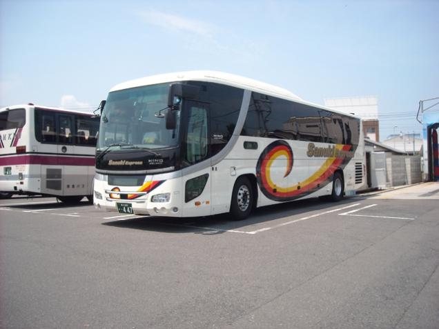 バスを利用して香川県に行こう!