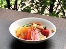 暑い夏にこそ自分オリジナルトッピングで冷麺!