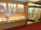 2014年4月から紅梅亭2階に歌舞伎ギャラリーが誕生
