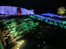 The illuminations which can be seen in Kagawa-ken