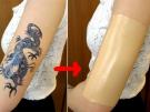 『タトゥー隠しシール』ございます。