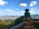 こんぴらさん御本宮(785段目)の景色