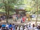 【金刀比羅宮】奉納蹴鞠~1400年の伝統の華麗な技を披露!