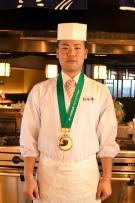 「第57回技能五輪全国大会」 当館若手が敢闘賞を受賞しました!!