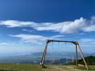 """標高920mに""""天空のブランコ""""誕生! 「雲辺寺山頂公園」"""