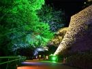 【丸亀城キャッスルロード2020】石垣ライトアップが始まりました♪