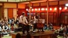 琴平町公會堂-岡部春彥即興演奏會