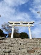 高屋神社 - 天空的鳥居